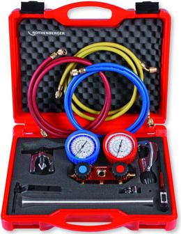 Инструмент для обслуживания и монтажа климатического оборудования