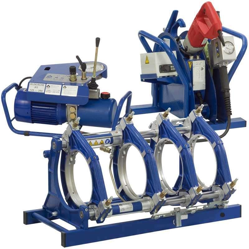 Аппараты для стыковой сварки ПНД труб